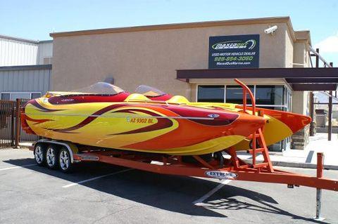 2006 Eliminator Boats 27 Daytona open bow