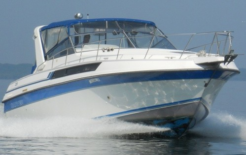 1990 Carver 35 Montego Great Condition Turnkey