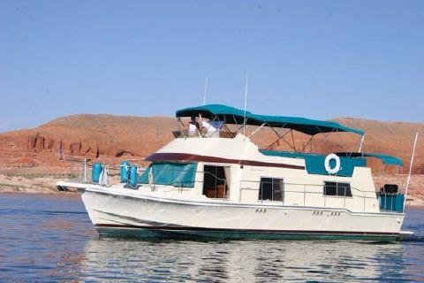 1984 Uniflite 450 Yacht-Home