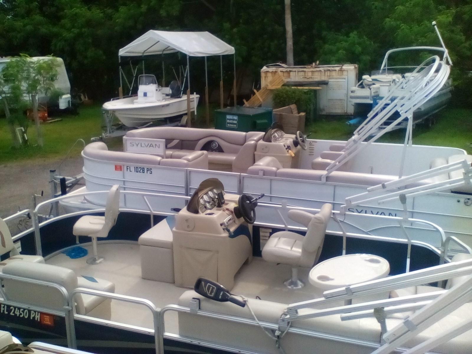 2012 Sunchaser 820 4pt Fish