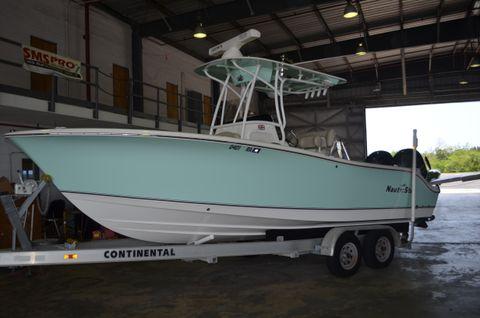 2016 Nautic Star 2500 Offshore