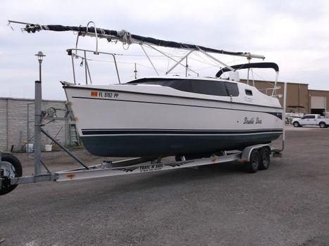 2009 Hunter Sail