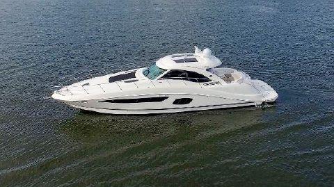 2012 Sea Ray 58 sundancer
