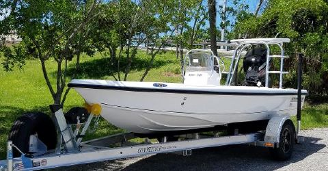 2018 ACTION CRAFT 1600 Flats Pro