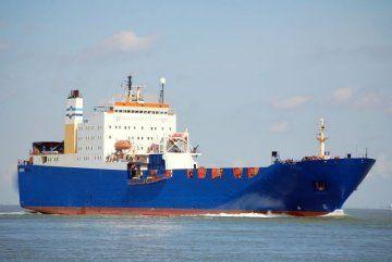 1988 Custom RoRo Cargo Vessel