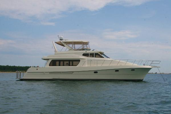 2004 McKinna 57 Pilothouse