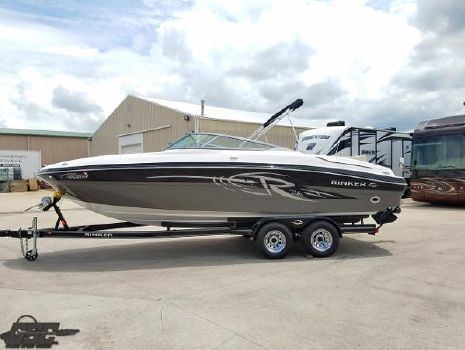 2014 RINKER 236 CAPTIVA OPEN BOW