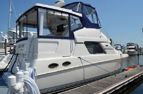 1998 Silverton 372 Motor Yacht