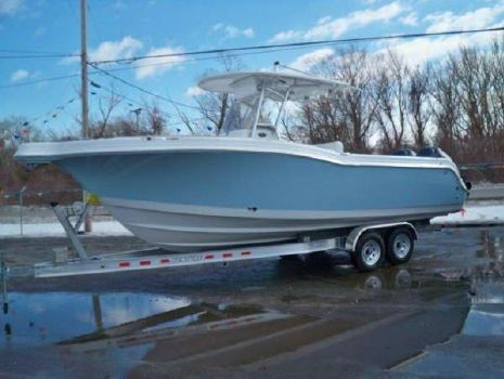 2005 Polar Boats 2700 Center Console (Low Hours! Priced to Go!)