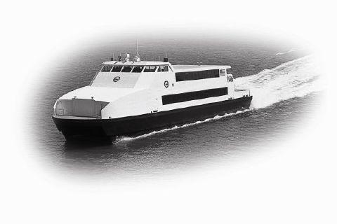 2000 Derecktor 41 Meter High Speed Catamaran