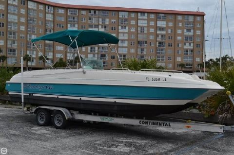 1996 Bayliner 2609 Rendezvous 1996 Bayliner 2609 Rendezvous for sale in New Port Richey, FL