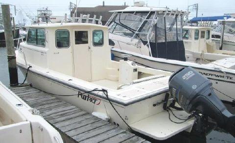 2008 Parker 2520 XL Sport Cabin