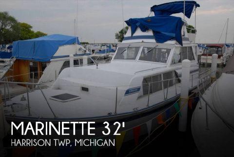 1983 Marinette 32 Sedan FB 1983 Marinette 32 Sedan FB for sale in Harrison Twp, MI