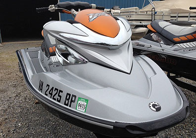 2008 Sea-Doo Sport Boats RXP 255