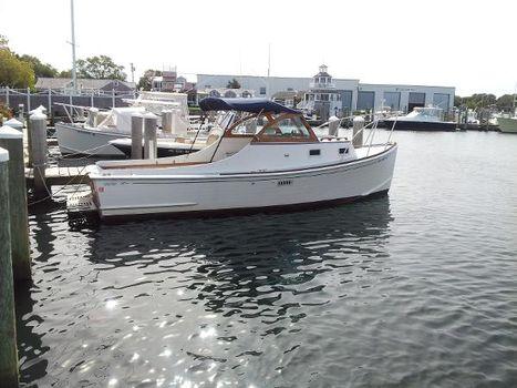 1986 Crosby Yacht Striper 318 FWC