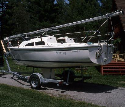 2000 Catalina 22 Mark 2 Wing Keel