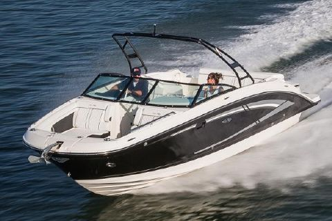2017 Sea Ray SDX 270 Manufacturer Provided Image: Manufacturer Provided Image