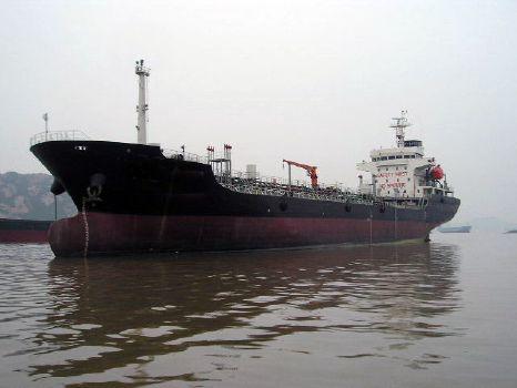 2008 Custom Tanker