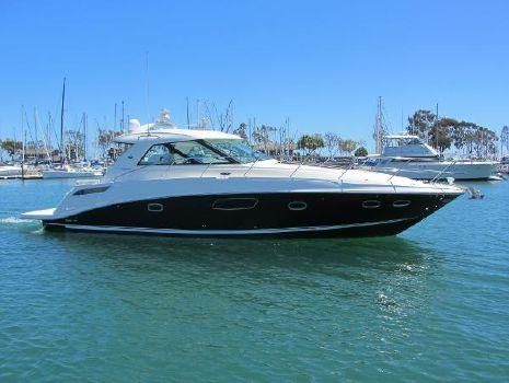2011 Sea Ray 450 Sundancer