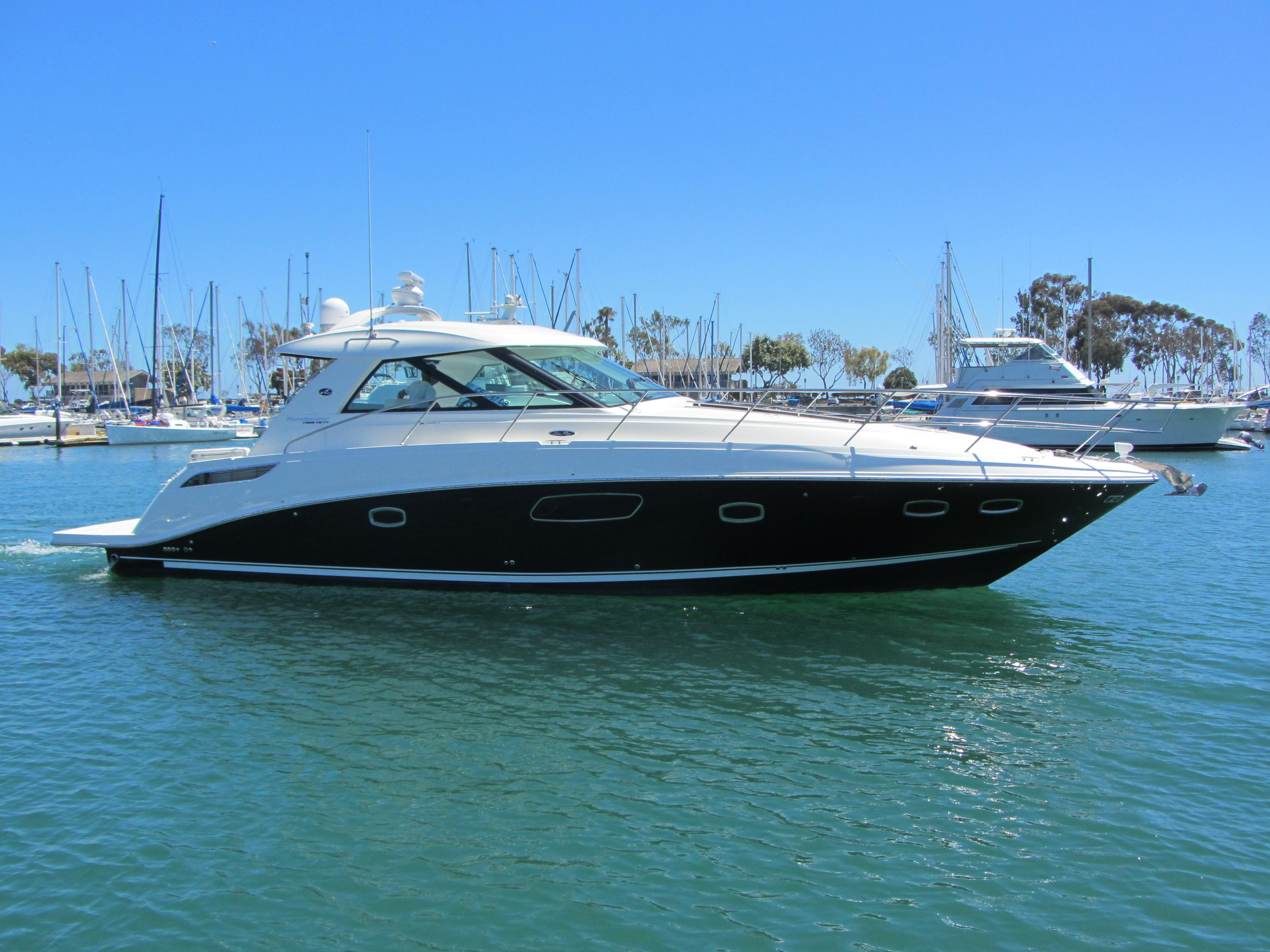 2011 Sea Ray 450 Sundancer
