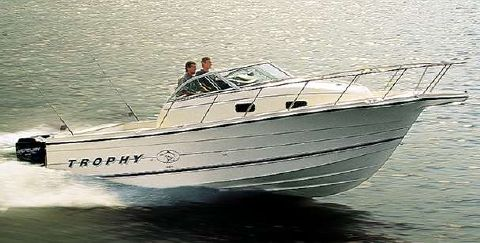 1998 Bayliner 2802 Trophy Manufacturer Provided Image