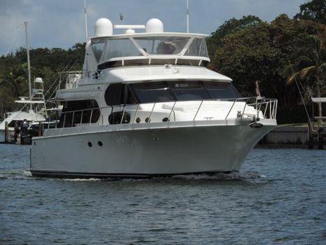 2003 Ocean Alexander Pilothouse G Crew II