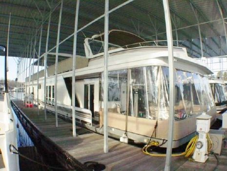 2005 Sharpe 18x85 Houseboat
