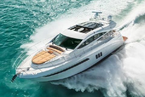 2016 Sea Ray L590 Manufacturer Provided Image