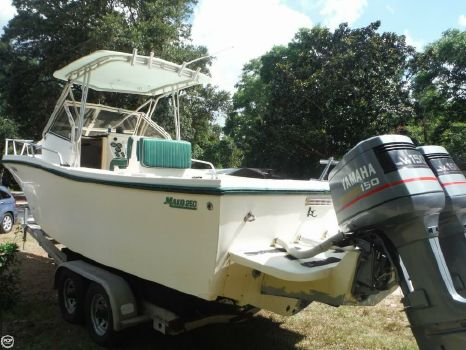 1992 Mako 250B Walkaround 1992 Mako 250B Walkaround for sale in Orange Beach, AL