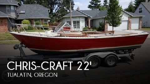 1967 Chris-Craft 22 Cavalier Cutlass 1967 Chris-Craft 22 Cavalier Cutlass for sale in Tualatin, OR