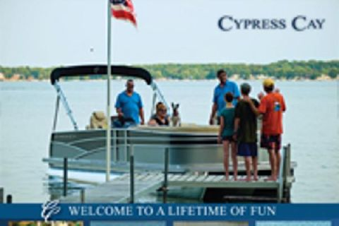 2016 Cypress Cay Cayman LE 230 2014 Cypress Cay Cayman LE 230
