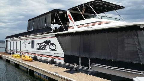 2001 Stardust Houseboat