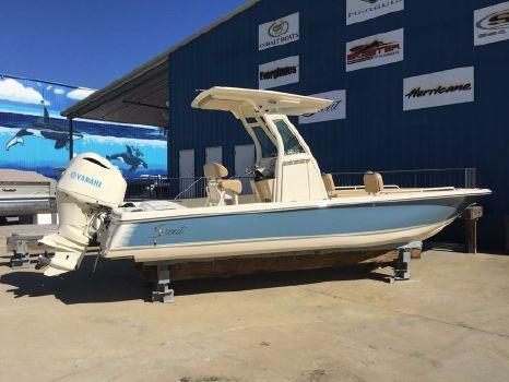 2016 Scout Boat Company Bay Boats 251 XS