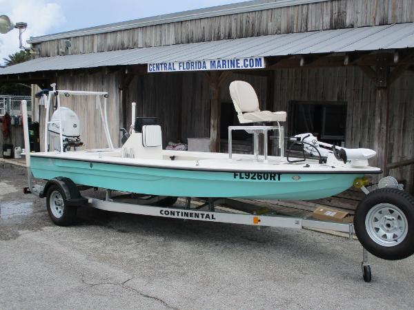 Check out this 2019 Skimmer Skiff 16 Flats on Boattrader com