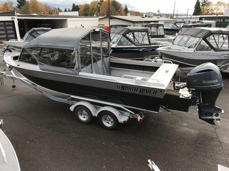 2016 North River 24' Seahawk