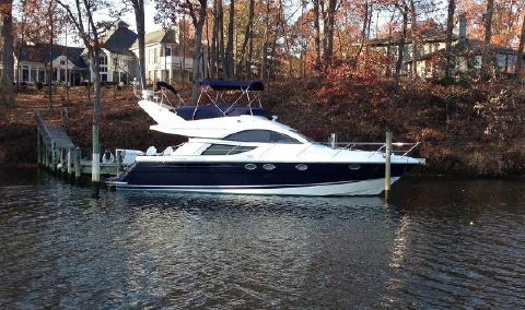 2001 Fairline 43 Phantom Flybridge