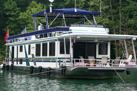 1995 Lakeview Yachts Custom Houseboat