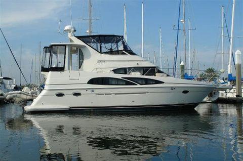 2005 CARVER YACHTS 396 ES Motor Yacht