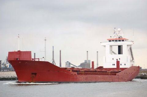 1991 Custom General Cargo Vessel