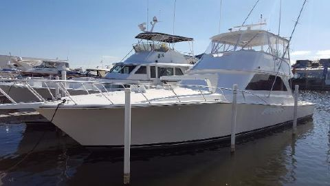 2001 Viking 55 Convertible