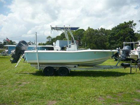 2006 Polar Boats 2110 Bay