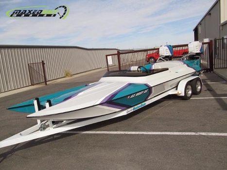 1996 Eliminator Boats 21 Daytona