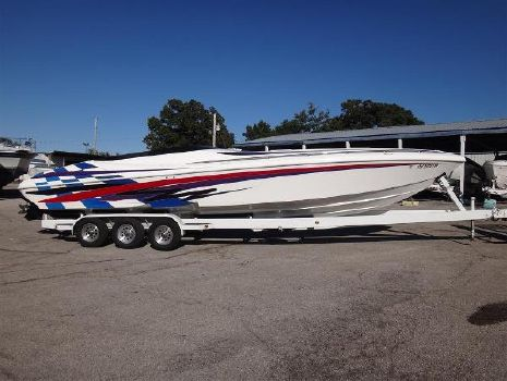 2002 Nordic 35 Flame