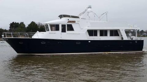 2001 Jefferson 57 Pilothouse