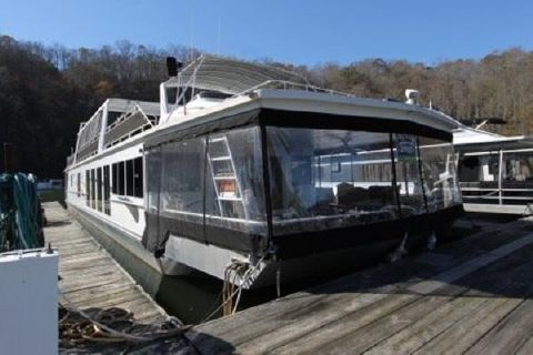 2003 Fantasy Houseboat 20' x 94' Widebody