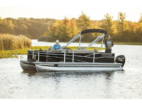 2017 Crestliner 200 RALLY