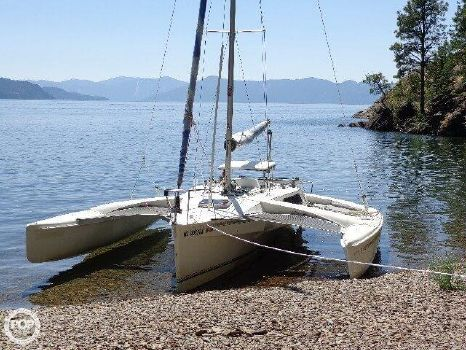 1993 Corsair Marine F-27 Trimaran 1993 Corsair Marine F-27 Trimaran for sale in Gallatin Gateway, MT