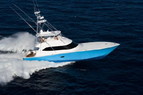 2016 Viking Yachts Convertible