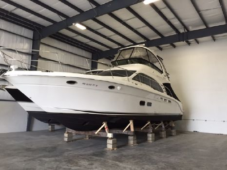 2012 Sea Ray 520 SEDAN BRIDG