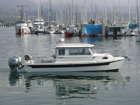 2008 C-dory 255 TOMCAT On The Water